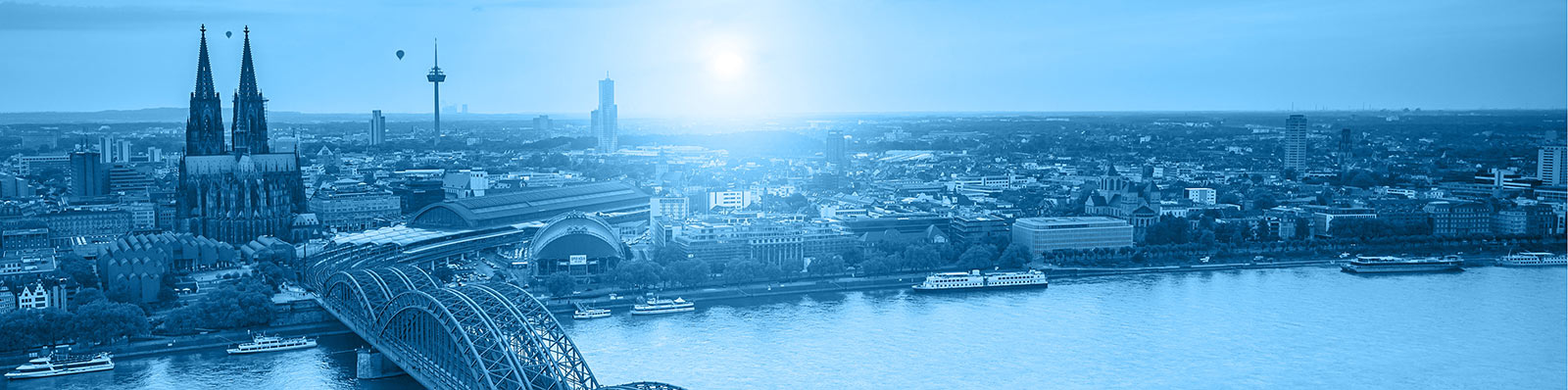 Willkommen in Köln