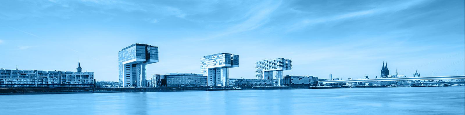 Köln, Stadt am Rhein